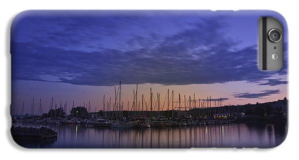 Lake Superior iPhone 7 Plus Case - Safe Harbor Bayfield Wisconsin by Steve Gadomski