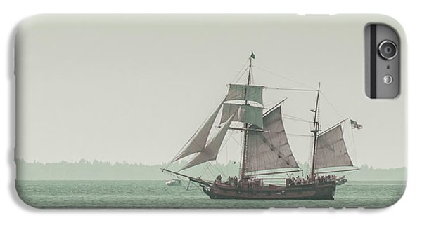 Boat iPhone 7 Plus Case - Sail Ship 2 by Lucid Mood