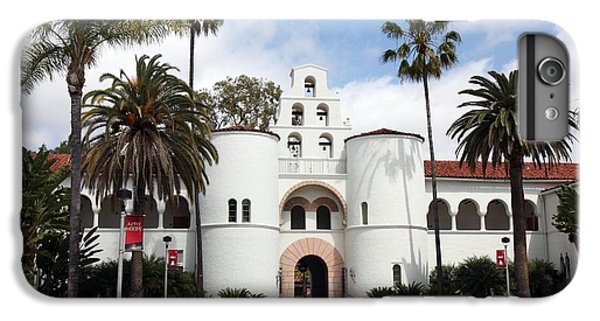 IPhone 7 Plus Case featuring the photograph San Diego State University by Nathan Rupert