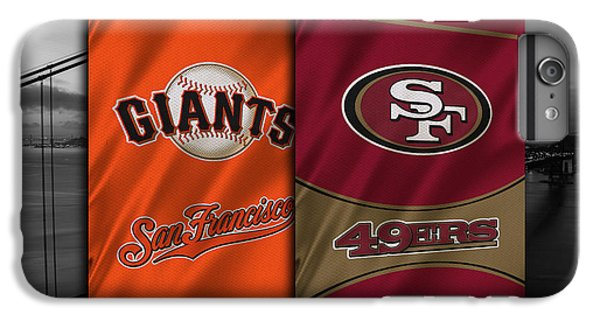 San Francisco Sports Teams IPhone 7 Plus Case by Joe Hamilton