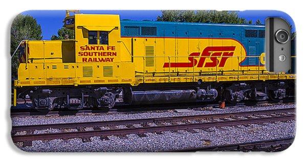 Roadrunner iPhone 7 Plus Case - Santa Fe Southern Railway Engine by Garry Gay
