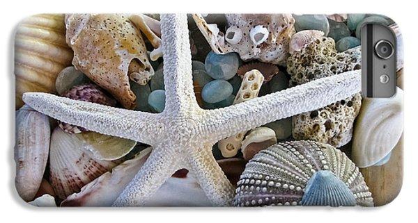 Marine iPhone 7 Plus Case - Sea Treasure by Colleen Kammerer