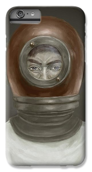 Portraits iPhone 7 Plus Case - Self Portrait by Balazs Solti