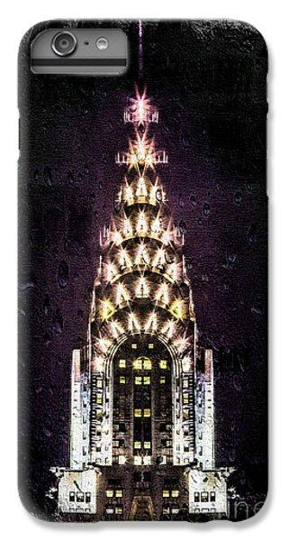 Chrysler Building iPhone 7 Plus Case - Set In Stone by Az Jackson