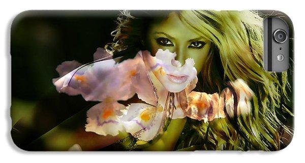 Shakira IPhone 7 Plus Case by Marvin Blaine