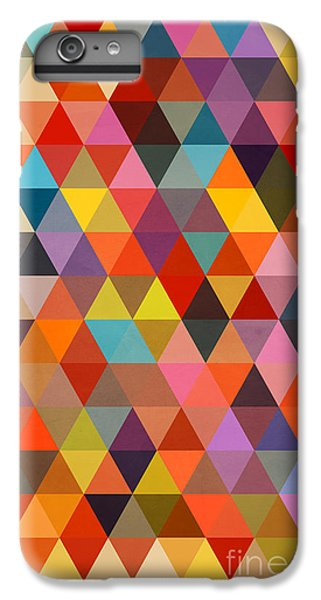Shapes IPhone 7 Plus Case by Mark Ashkenazi