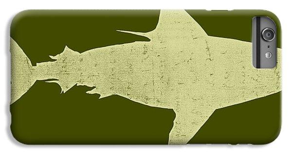 Shark IPhone 7 Plus Case by Michelle Calkins
