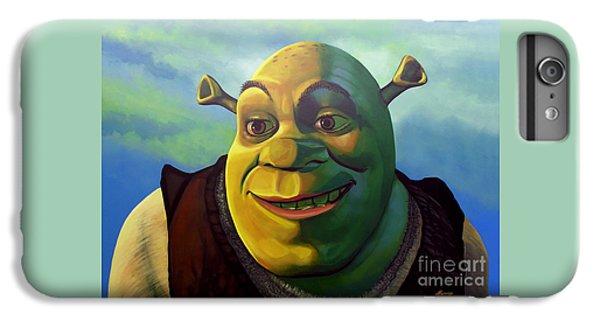Donkey iPhone 7 Plus Case - Shrek by Paul Meijering