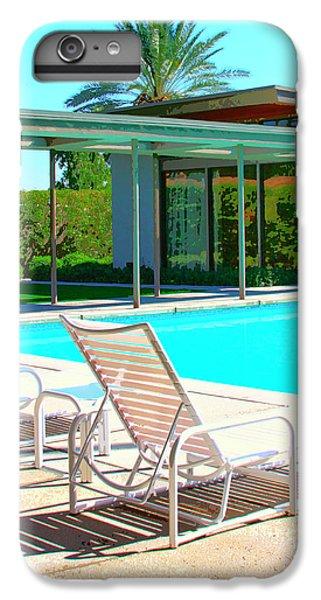 Sinatra Pool Palm Springs IPhone 7 Plus Case