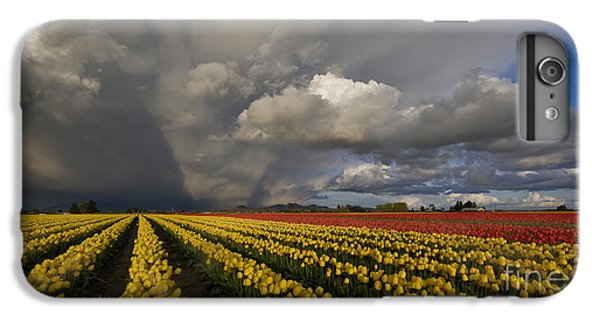Skagit Valley Storm IPhone 7 Plus Case by Mike Reid