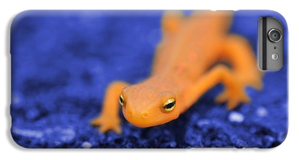Sly Salamander IPhone 7 Plus Case by Luke Moore