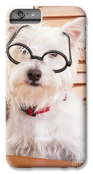 Smart Doggie IPhone 7 Plus Case by Edward Fielding