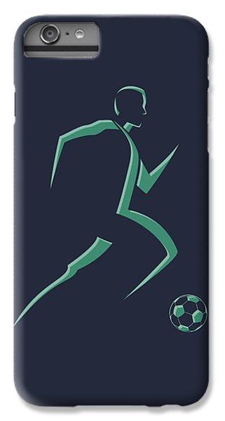 Soccer iPhone 7 Plus Case - Soccer Player1 by Joe Hamilton