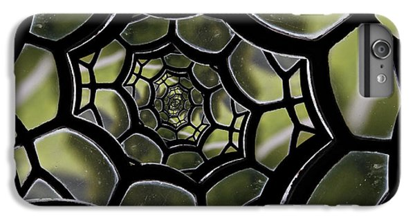 IPhone 7 Plus Case featuring the photograph Spider's Web. by Clare Bambers