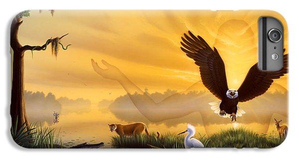 Spirit Of The Everglades IPhone 7 Plus Case by Jerry LoFaro
