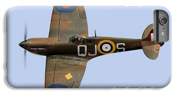 Spitfire Mk 1 R6596 Qj-s IPhone 7 Plus Case by Gary Eason