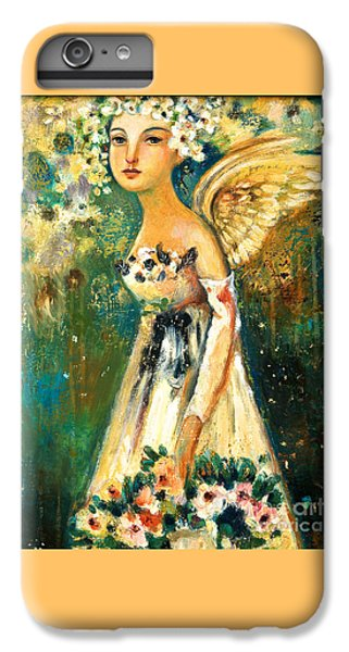 iPhone 7 Plus Case - Spring Angel  by Shijun Munns