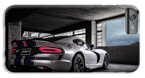 Srt Viper IPhone 7 Plus Case by Douglas Pittman