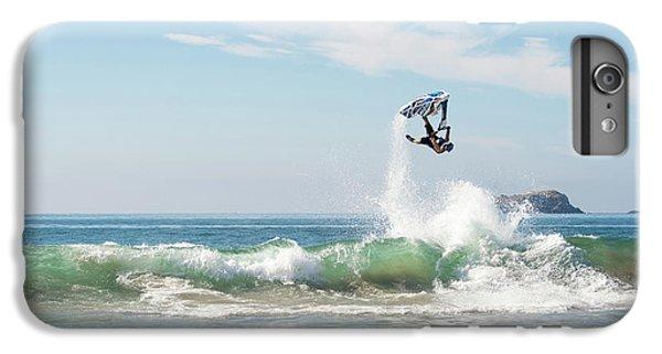 Jet Ski iPhone 7 Plus Case - Stand Up Jet Ski Backflip Nac Nac by Marcos Ferro