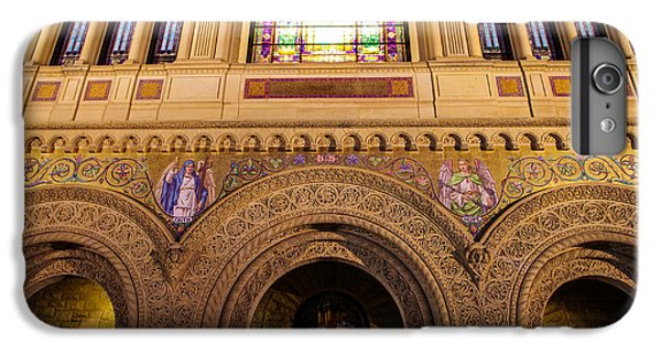 Stanford University Memorial Church Close Up IPhone 7 Plus Case by Scott McGuire