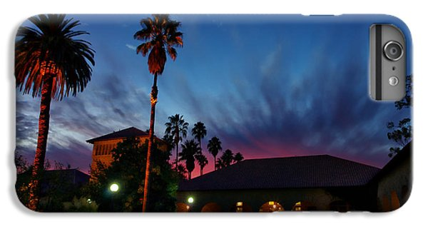 Stanford University Quad Sunset IPhone 7 Plus Case by Scott McGuire