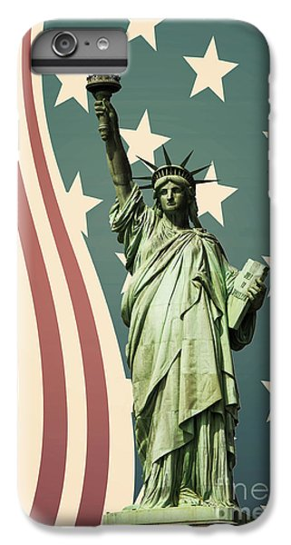 Statue Of Liberty IPhone 7 Plus Case