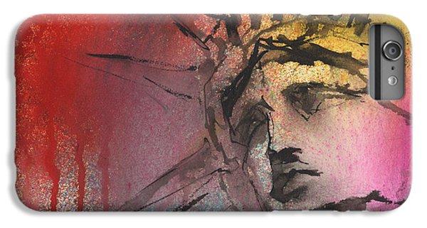 Statue Of Liberty New York Painting IPhone 7 Plus Case by Svetlana Novikova