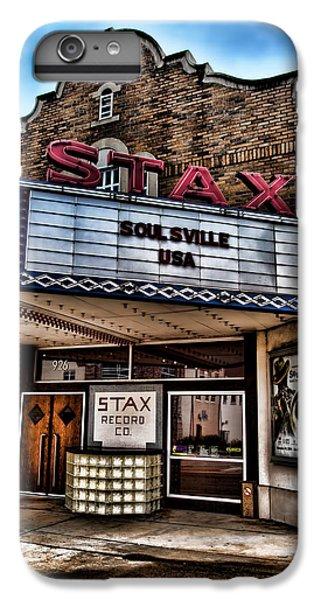 Stax Records IPhone 7 Plus Case