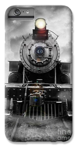 Train iPhone 7 Plus Case - Steam Train Dream by Edward Fielding