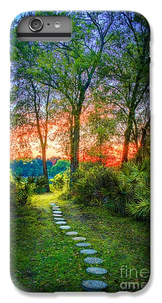 Stepping Stones To The Light IPhone 7 Plus Case