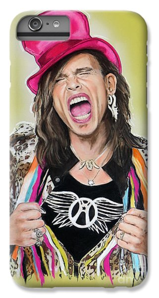 Steven Tyler 2 IPhone 7 Plus Case by Melanie D