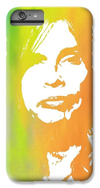 Steven Tyler IPhone 7 Plus Case by Dan Sproul