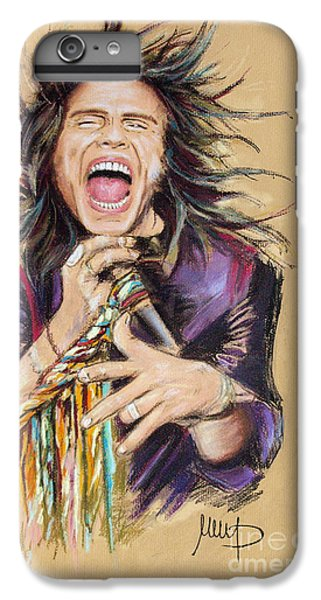 Steven Tyler IPhone 7 Plus Case by Melanie D