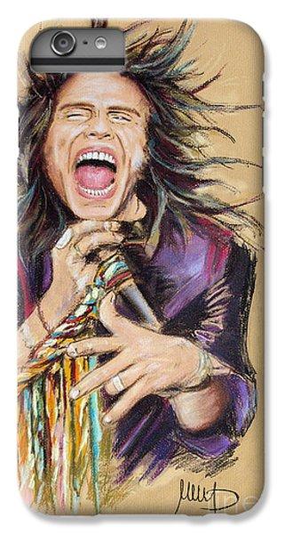 Steven Tyler IPhone 7 Plus Case by Melanie D