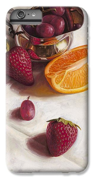 Still Life Reflections IPhone 7 Plus Case by Ron Crabb