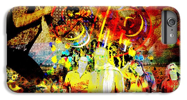 Stone Temple Pilots Original  IPhone 7 Plus Case by Ryan Rock Artist