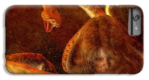 Gorgon iPhone 7 Plus Case - Story Of Eve by Bob Orsillo