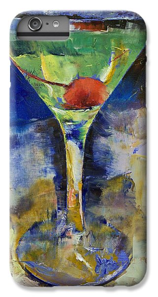 Summer Breeze Martini IPhone 7 Plus Case by Michael Creese