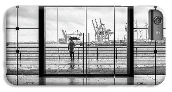 Crane iPhone 7 Plus Case - Summer In Hamburg by Alexander Sch?nberg