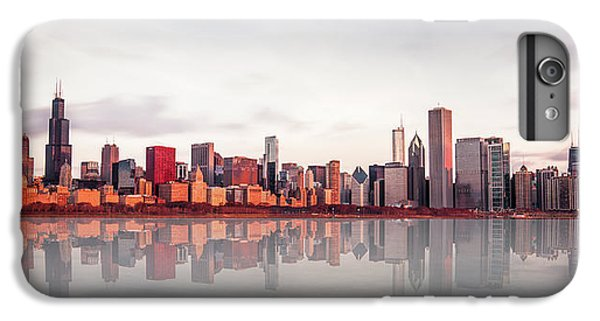 Sears Tower iPhone 7 Plus Case - Sunrise At Chicago by Marcin Kopczynski