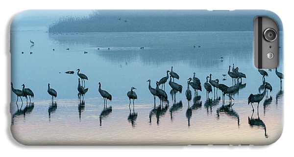 Sunrise Over The Hula Valley Israel 5 IPhone 7 Plus Case by Dubi Roman
