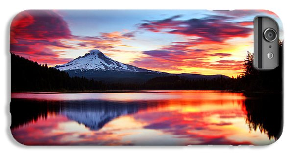 Sunrise On The Lake IPhone 7 Plus Case
