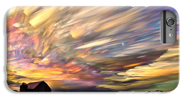 Sunset Spectrum IPhone 7 Plus Case