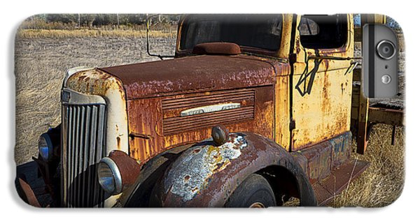 Super White Truck IPhone 7 Plus Case by Garry Gay