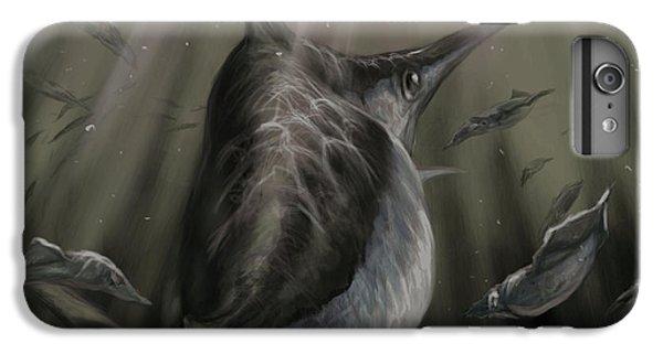 Shrimp Boats iPhone 7 Plus Case - Sword Fish  by Yusniel Santos
