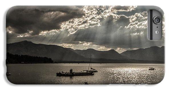 Jet Ski iPhone 7 Plus Case - Tahoe Frame Of Mind by Mitch Shindelbower