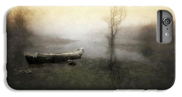 Boats iPhone 7 Plus Case - Take Me Down To My Boat In The River by Charlaine Gerber