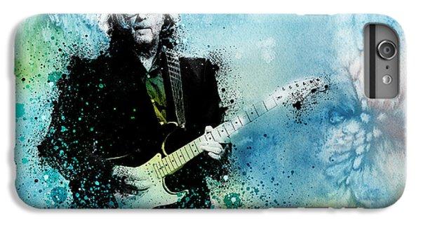 Eric Clapton iPhone 7 Plus Case - Tears In Heaven 3 by Bekim Art