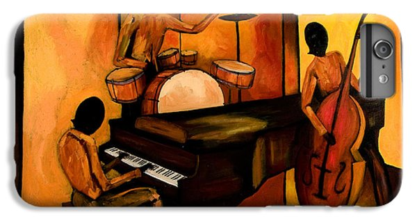 The 1st Jazz Trio IPhone 7 Plus Case by Larry Martin