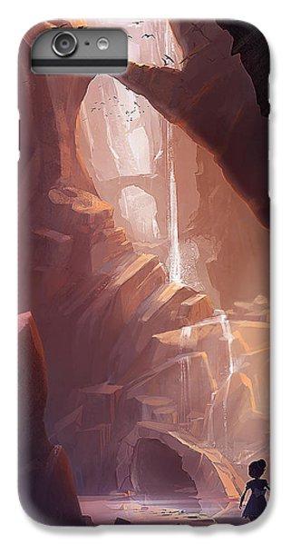 Fairy iPhone 7 Plus Case - The Big Friendly Giant by Kristina Vardazaryan